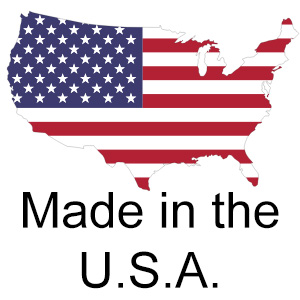 made in the usa thank u you card folded all occasion