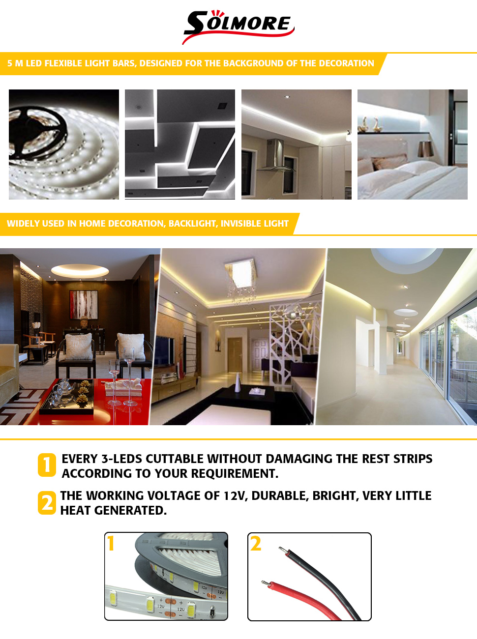 Do you already have led lighting inside the house part 1 come - Led Type 5630 Smd Self Adhesive Back With Double Side Adhesive Tape Led Quantity 300leds 5 Meter Or 60 Leds Meter Package 5 Meters Reel
