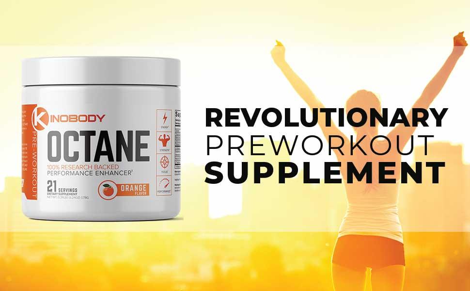Kinobody: Octane Pre- Workout