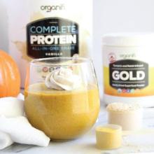 turmeric gold organifi juice