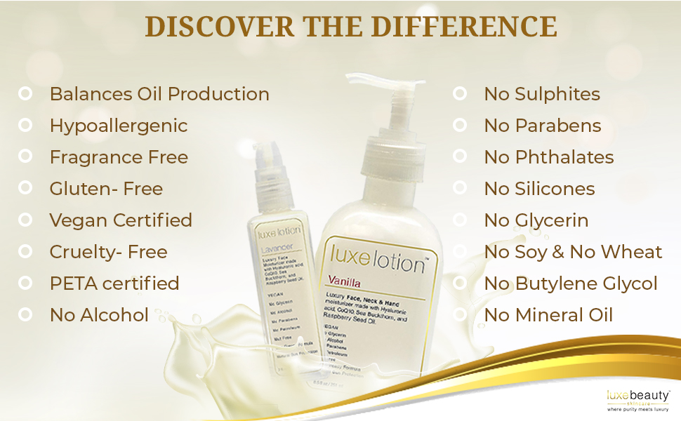 Luxe Lotion