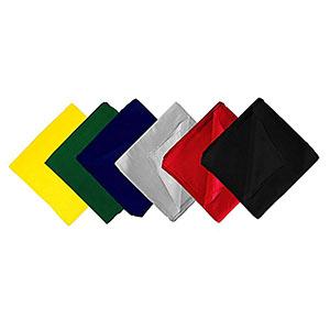bandanas mix colors, solid bandans, plain bandanas for men, solid bandanas for men