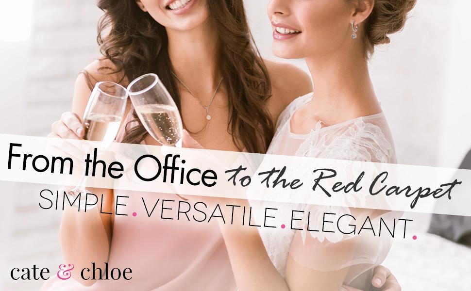 Elegant luxury designer jewelry for women, girls, ladies, wife, mom, daughter, girlfriend