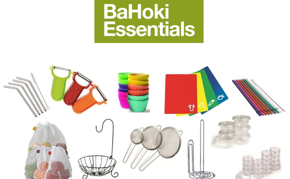 bahoki essentials, Bahoki Essentials, BaHoki, homeware, houseware, kitchen tools
