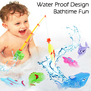 Water-proof Floating Bath Toys