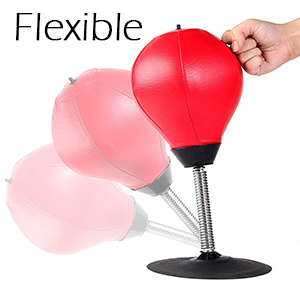 Desktop punching bag table punch ball office gift stress relief relax