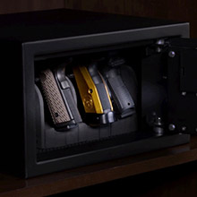 Verifi Smart.Safe. Biometric Gun Safe LED Night Light