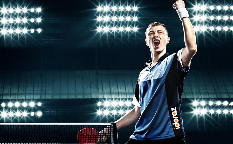 idoraz table tennis racket