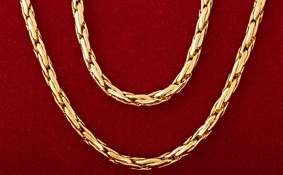 """Women /& Children 1//16/"""" 14K Real Yellow Gold Figaro Chain Necklace 1.9mm 16/"""""""