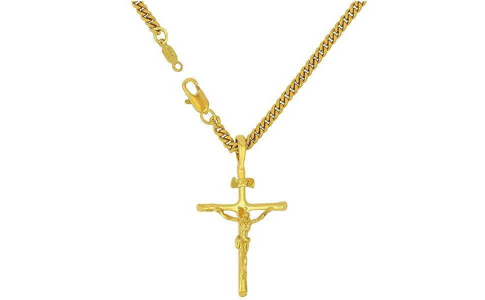 Crucifix Gold
