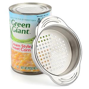 WISH Tuna Strainer Press, Tuna Can Strainer Food-Grade