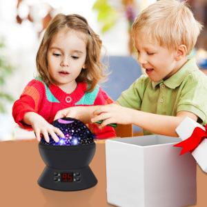 Amazon Com Star Sky Night Lamp Anteqi Baby Lights 360