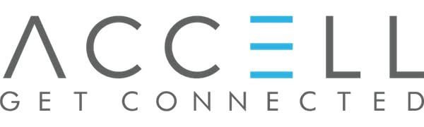 Accell Logo - Get Connected