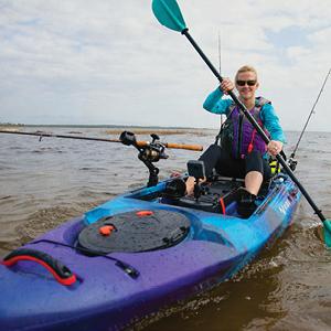Vibe Sea Ghost 110 Fishing Freshwater Ocean Angling Kayak Bass Tarpon
