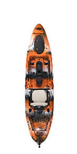 Vibe Sea Ghost 110 Fishing Kayak