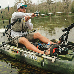 Vibe Sea Ghost 130 Fishing Kayak