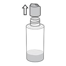 Flip It, Bottle Emptying Kit, Get Every Drop, Upside down bottle holder, lotion saver