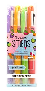 97737 Disney Finding Dory Colored Smencils 5-Pack of Scented Coloring Pencils Scentco Inc