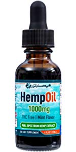 1000mg hemp oil