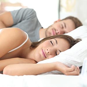 Comfortable Sleep Half Moon Pillow
