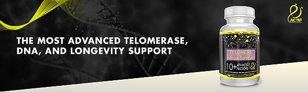 Actif Telomere Mega Support