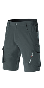 Men's Outdoor Lightweight Hiking Shorts Quick Dry Sports Casual Shorts