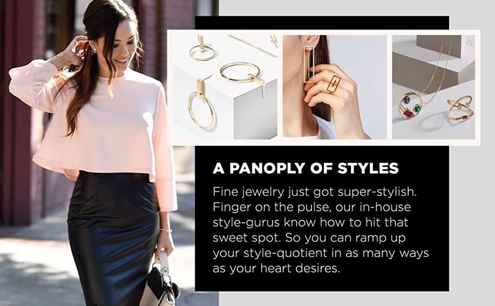 A panoply of style
