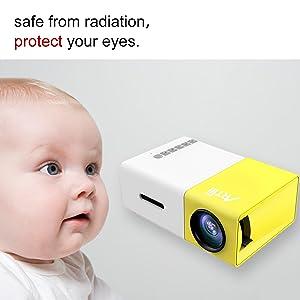 Less Radioactivity