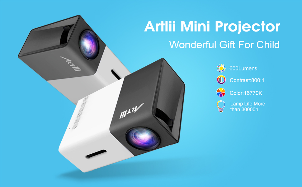 iphone movie projector pico projector artlii iphone mini 12064
