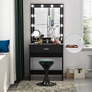 Vanity Mirror Lights Kit Led Lights For Mirror With