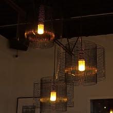 flame lamp