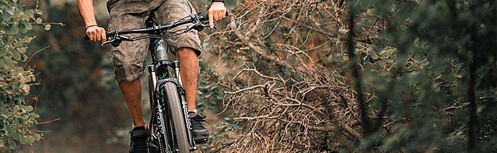 Men's Baggy Cycling Shorts