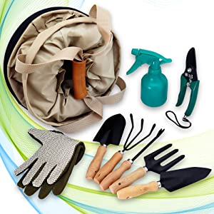 collapsible garden tools gardening gifts gardening tool set gardening gift sets gardening tools