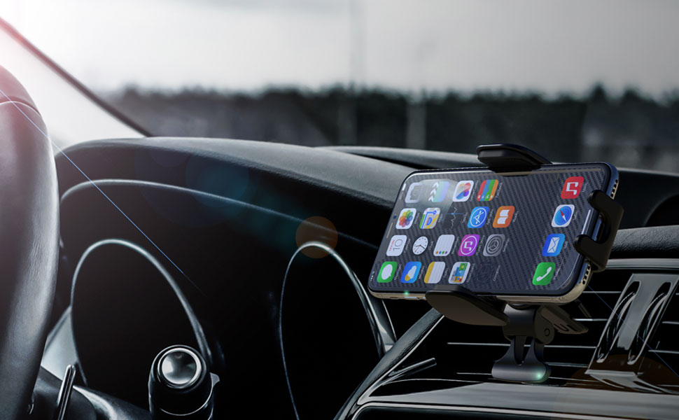 fast charging wireless car charger