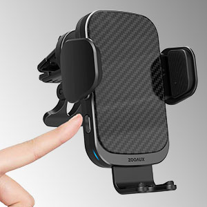 wireless car mount for apple