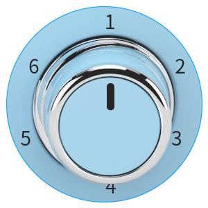 6 button