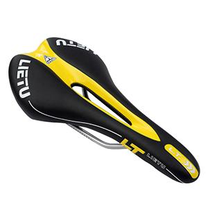 yellow color saddle