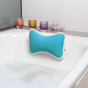 neck pillows bath pillow for tub