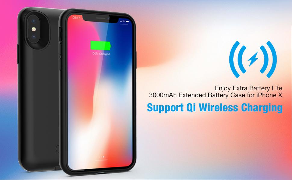 Iphone X Wireleb Charging Time