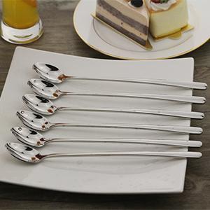 long handle spoon