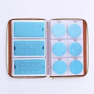 Amazon.com: NICOLE - Estuche para sellos de uñas, diseño ...