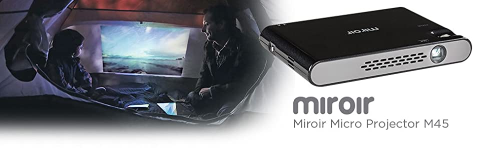 Miroir micro projector m45 element series for Miroir micro projector reviews