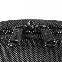 Head Lockable Zippers