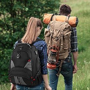 Nice Travel Backpack Choice