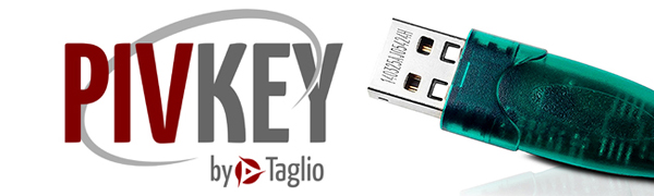 PIVKey T600 PKI USB Smart Card Token