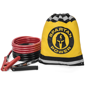 Made in the USA Jumper Cables heavy duty long truck tractor industrial strength diesel trucks rugged