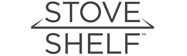 StoveShelf Magnetic Shelf Logo