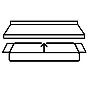 StoveShelf Instructions