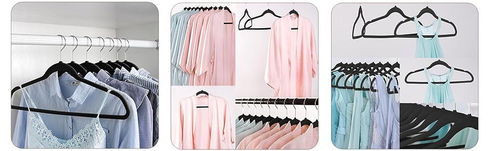 Premium Velvet Suit Hangers