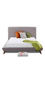 ... 8 inch memory foam mattress